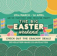 The Big Easter Weekend