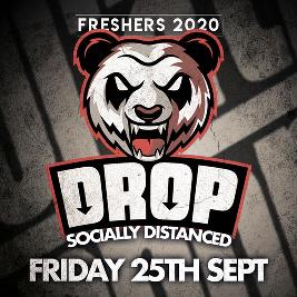 Freshers Drop *Now from 6pm* Tickets | Corporation Sheffield  | Fri 25th September 2020 Lineup