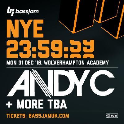 BassJam - New Years Eve