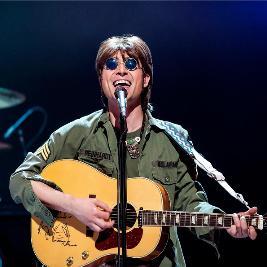 Venue: John Lennon tribute Reuven Gershon at The Night Owl | The Night Owl Birmingham  | Sun 6th December 2020