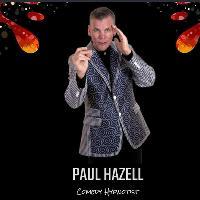 Comedy Hypnotist Paul Hazell