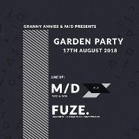 M\D X. FUZE. Garden Party