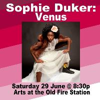 Sophie Duker: Venus the Oxford Comedy Festival and Off Beat Fest