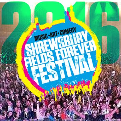 Shrewsbury Fields Forever Festival 2016