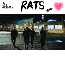 Louder Than War Presents RATS | The Jade Assembly | Reardon Love