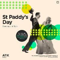 St Patricks Day @ ATIK Aberdeen