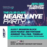 The ClubClass Nearly NYE Party