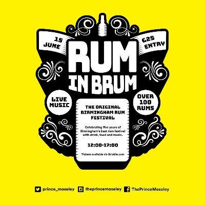 Rum in Brum 2019