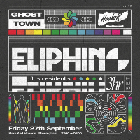Hooker Club & Ghost Town present: Eliphino (3hr set)