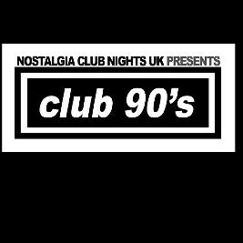 Club90s featuring Loaded & The Men Who
