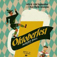 Oktoberfest at Albert Hall