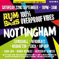 Rum N Bass x Nottingham