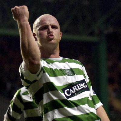 Celtic Legends Charity Fundraiser with John Hartson and Tom Boyd