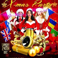 Playaz Parties Presents - INTERNATIONAL XMAS PARTY