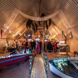 The Shropshire Wedding Fayre at The Great Barn