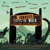 Jurassic Walk at Fremlin Walk Maidstone