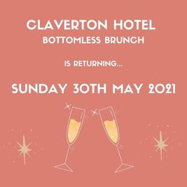 Claverton Hotel Brunch