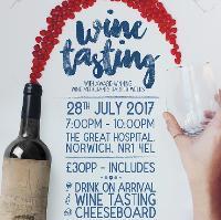 Wine Tasting with award winning Harperwells