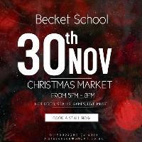 Becket Christmas Market 2017