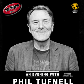 An Evening with Phil Tufnell