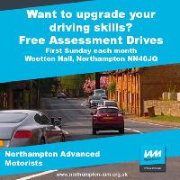 Advanced Driving Free Assessment drives