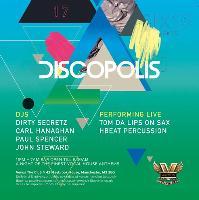 Venus presents Discopolis