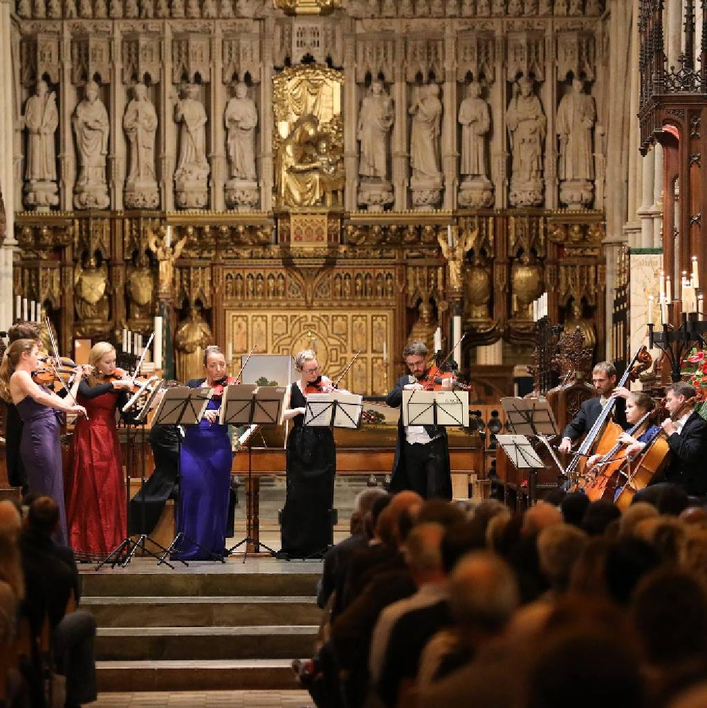 Christmas Baroque by Candlelight Tickets | Cathedral Church Of St ...
