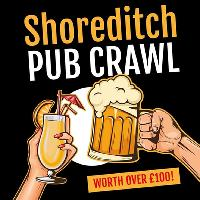 SHOREDITCH PUB CRAWL