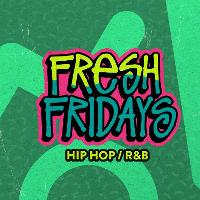 Freshers Fridays: Best in Hip-Hop, RnB & Old School