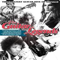 The Guitar Legends - Live
