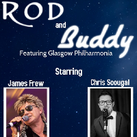 Rod and Buddy with Live Band