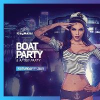 Kinky Malinki Boat Party & After Party