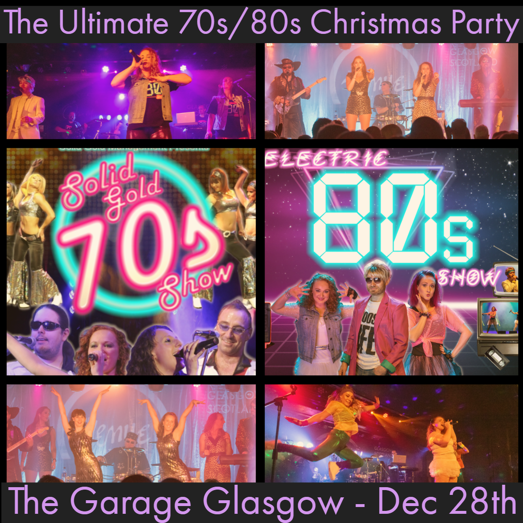 70s Christmas.Ultimate 70s 80s Christmas Party Solid Gold 70s Electric 80s At The Garage