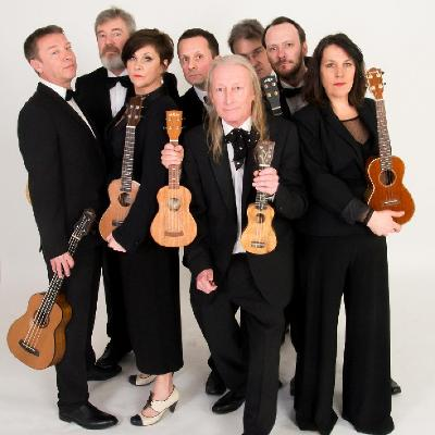 George Hinchcliffe's Ukulele Orchestra of Great Britain