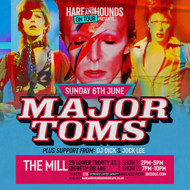 A Summer show with Major Toms