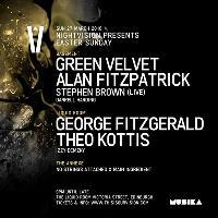 Nightvision Presents Green Velvet, Alan Fitpatrick + more