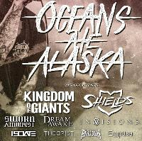 Oceans Ate Alaska: The Sheffield Alldayer w/ very special guests
