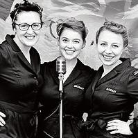 An Evening with the Three Chordettes