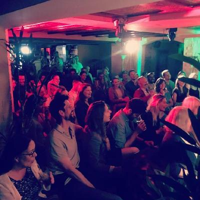 Stand Up in The Basement – May Show