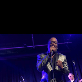 Eban Brown former lead singer with The Stylistics