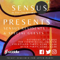 Sensus | In The Courtyard 02