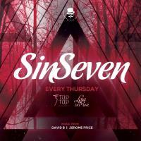 SinSeven I Thursdays | Tup Tup Palace & Loja