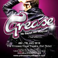 Grease the smash hit musical