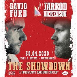 Jarrod Dickenson & David Ford