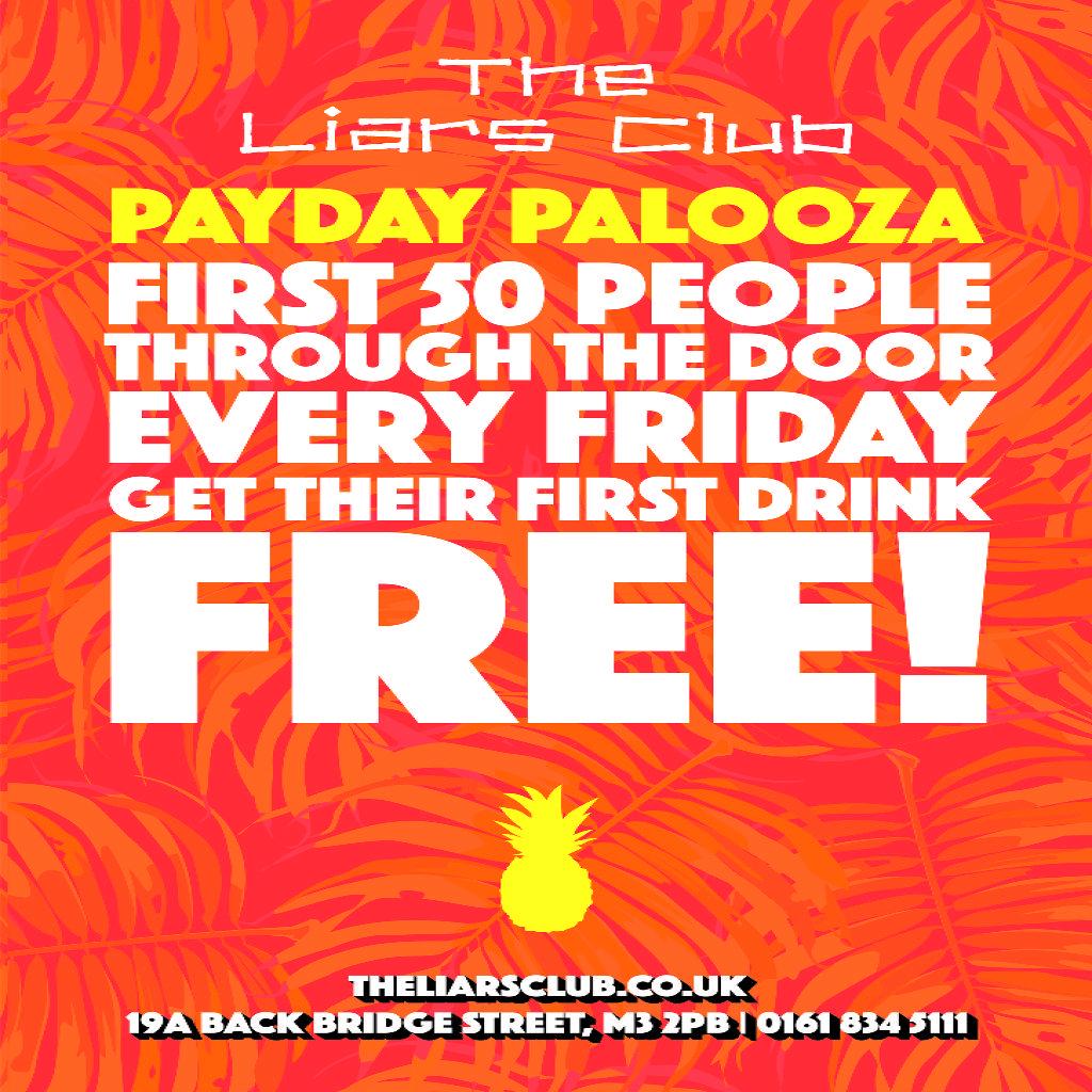 Payday Palooza