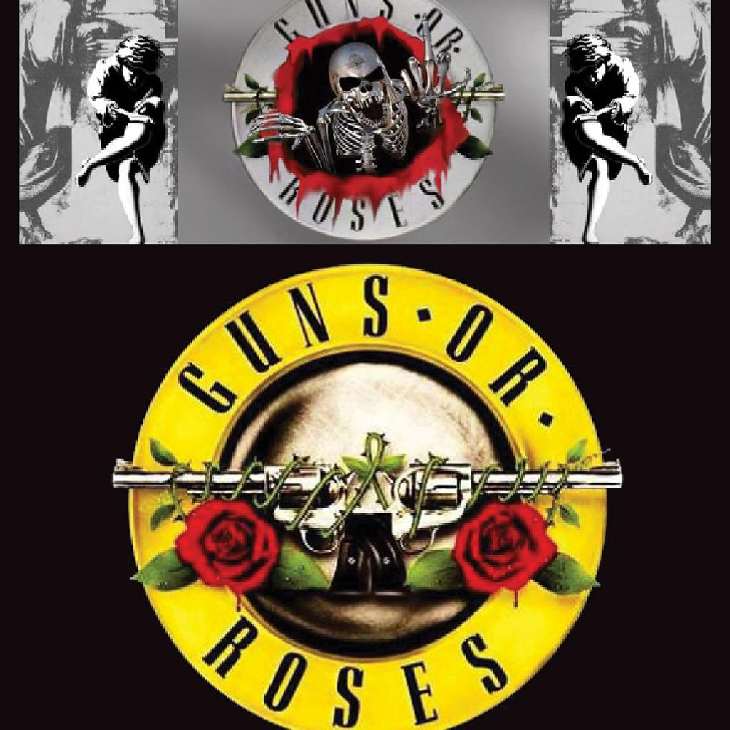 guns or roses I wondered if it was silly me and a bunch of other fortysomethings going to see guns n' roses, a band we loved in our youth when they seemed so wild and pulsating and decadently masculine.