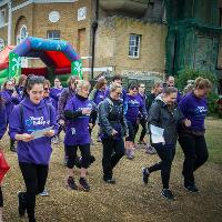 Young Epilepsy Purple Walk