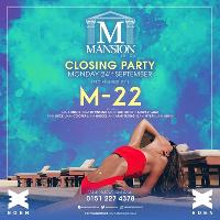 Mansion Mondays Closing Party With Guests M-22