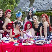 The Scarlet Vixens: Teasing the Turtle Red