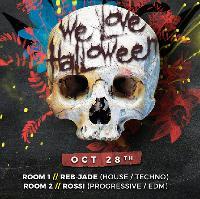 Qube - Halloween // Reb-Jade // Rossi